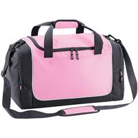 Malas Saco de desporto Quadra QS77 Clássico Rosa/Grafite/branco