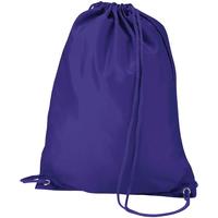 Malas Criança Saco de desporto Quadra QD17 Púrpura
