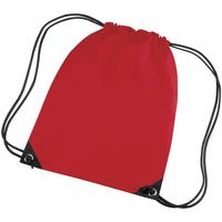 Malas Criança Saco de desporto Bagbase BG10 Vermelho clássico