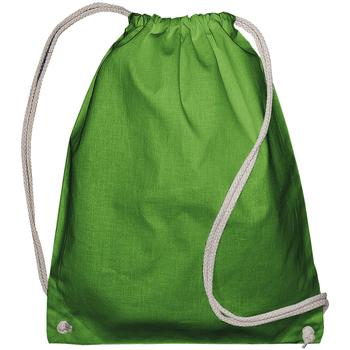 Malas Criança Saco de desporto Bags By Jassz 60257 Verde claro