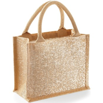 Malas Mulher Cabas / Sac shopping Westford Mill W431 Ouro natural
