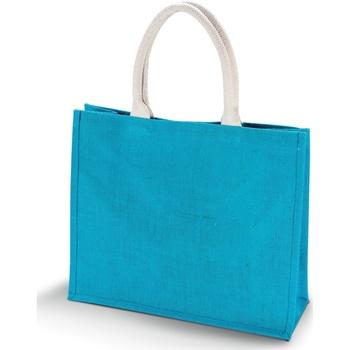 Malas Mulher Cabas / Sac shopping Kimood KI011 Turquesa