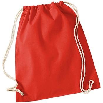 Malas Criança Saco de desporto Westford Mill W110 Vermelho Brilhante