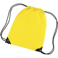 Malas Criança Saco de desporto Bagbase BG10 Amarelo