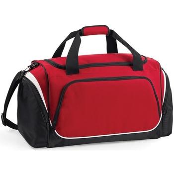 Malas Saco de desporto Quadra QS270 Clássico vermelho/preto/branco