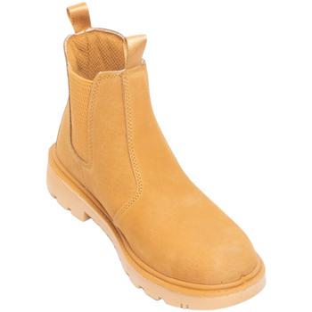 Sapatos Homem Sapato de segurança Grafters  Querido Nubuck