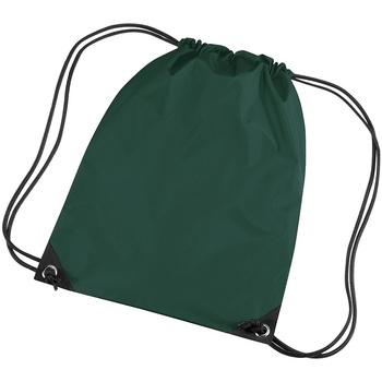 Malas Criança Saco de desporto Bagbase BG10 Garrafa Verde