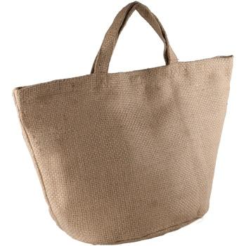 Malas Mulher Cabas / Sac shopping Kimood KI008 Natural/Natural