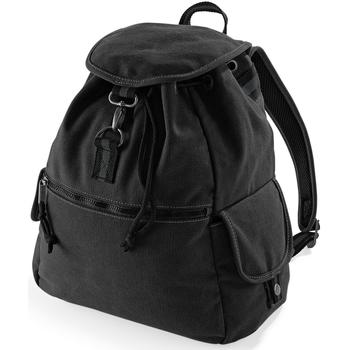 Malas Mochila Quadra QD612 Vintage Black