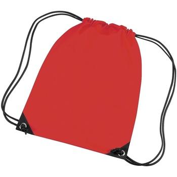 Malas Criança Saco de desporto Bagbase BG10 Vermelho Brilhante