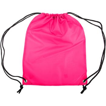 Malas Criança Saco de desporto Shugon SH5890 Rosa Quente