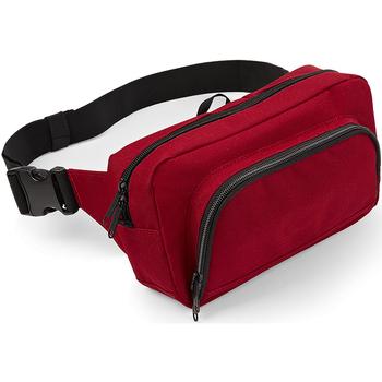 Malas Homem Pochete Bagbase  Vermelho clássico