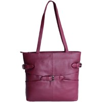 Malas Mulher Cabas / Sac shopping Eastern Counties Leather  Borgonha