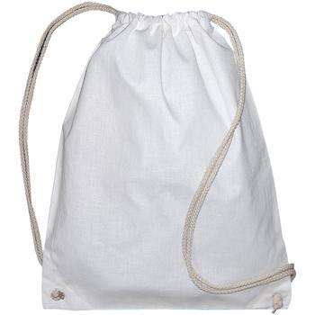 Malas Criança Saco de desporto Bags By Jassz 60257 Branco