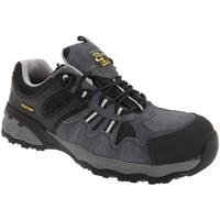 Sapatos Homem Sapatilhas Grafters  Cinza/Preto