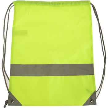 Malas Criança Saco de desporto Shugon SH5890 Hi-Vis Yellow