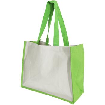 Malas Mulher Cabas / Sac shopping Westford Mill W422 Verde maçã