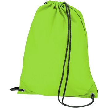 Malas Saco de desporto Bagbase BG5 Verde lima