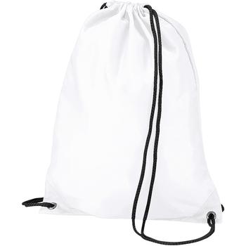 Malas Criança Saco de desporto Bagbase BG5 Branco