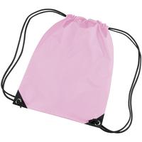 Malas Criança Saco de desporto Bagbase BG10 Clássico Rosa
