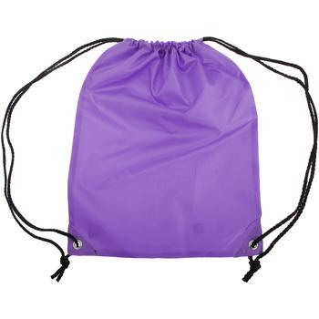 Malas Criança Saco de desporto Shugon SH5890 Púrpura