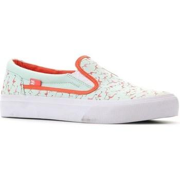Sapatos Mulher Slip on DC Shoes Trase Slipon SP Verde claro