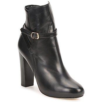 Sapatos Mulher Botins Paul & Joe PANACHE Preto