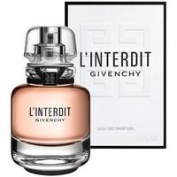 beleza Mulher Eau de parfum  Givenchy l ´interdit -perfume -80ml - vaporizador l ´interdit -perfume -80ml - spray