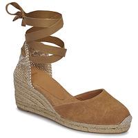 Sapatos Mulher Sandálias Castaner CARINA Camel
