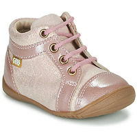Sapatos Rapariga Botas baixas GBB OMANE Rosa