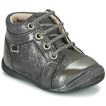 Sapatos Rapariga Botas baixas GBB OMANE Cinza