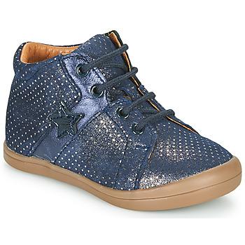 Sapatos Rapariga Botas baixas GBB DUANA Azul