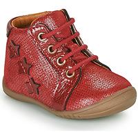 Sapatos Rapariga Botas baixas GBB DAVIA Vermelho