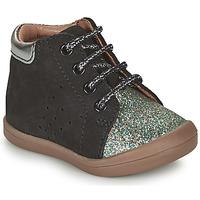 Sapatos Rapariga Sapatilhas de cano-alto GBB NAHIA Preto