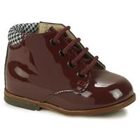 Sapatos Rapariga Sapatilhas de cano-alto GBB TACOMA Vermelho
