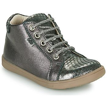 Sapatos Rapariga Sapatilhas de cano-alto GBB FAMIA Cinza