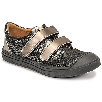Sapatos Rapariga Sapatilhas GBB NOELLA Preto