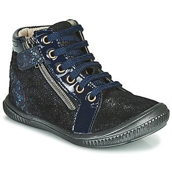 Sapatos Rapariga Sapatilhas de cano-alto GBB RACHIDA Azul