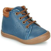 Sapatos Rapaz Botas baixas GBB TIDO Azul