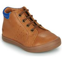 Sapatos Rapaz Botas baixas GBB TIDO Castanho