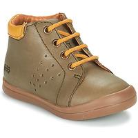 Sapatos Rapaz Sapatilhas de cano-alto GBB TIDO Verde