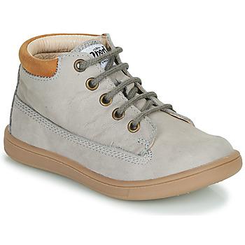 Sapatos Rapaz Sapatilhas de cano-alto GBB NORMAN Preto