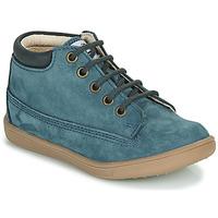 Sapatos Rapaz Botas baixas GBB NORMAN Azul