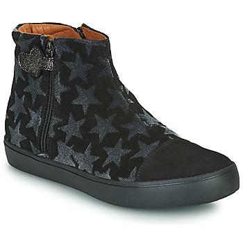 Sapatos Rapariga Botas baixas GBB OKITA Preto