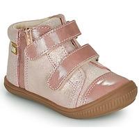 Sapatos Rapariga Sapatilhas de cano-alto GBB ODITA Rosa
