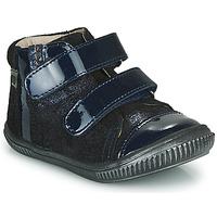 Sapatos Rapariga Sapatilhas de cano-alto GBB ODITA Azul