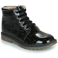 Sapatos Rapariga Botas baixas GBB NAREA Preto