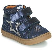 Sapatos Rapariga Sapatilhas de cano-alto GBB OHANE Azul