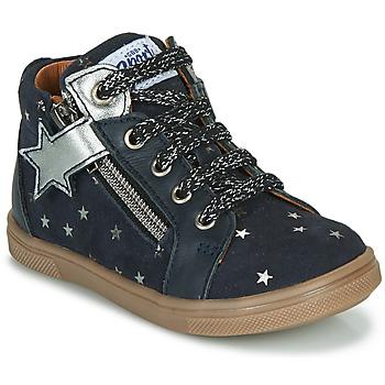 Sapatos Rapariga Sapatilhas de cano-alto GBB VALA Marinho