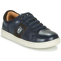 Sapatos Rapaz Sapatilhas GBB MIRZO Azul